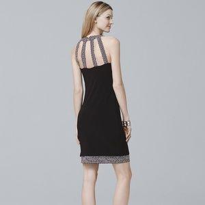 White House Black Market- Size Medium Dress